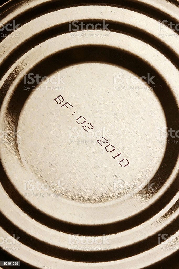 Best before royalty-free stock photo