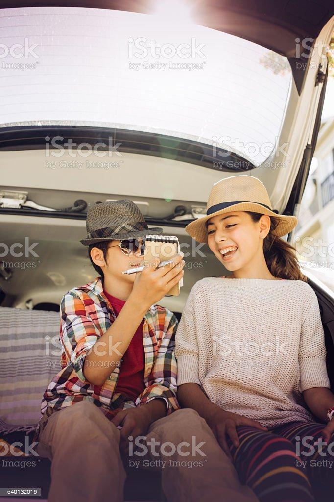 Best car insurance stock photo