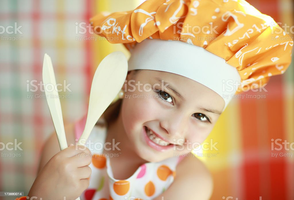 Best chef royalty-free stock photo