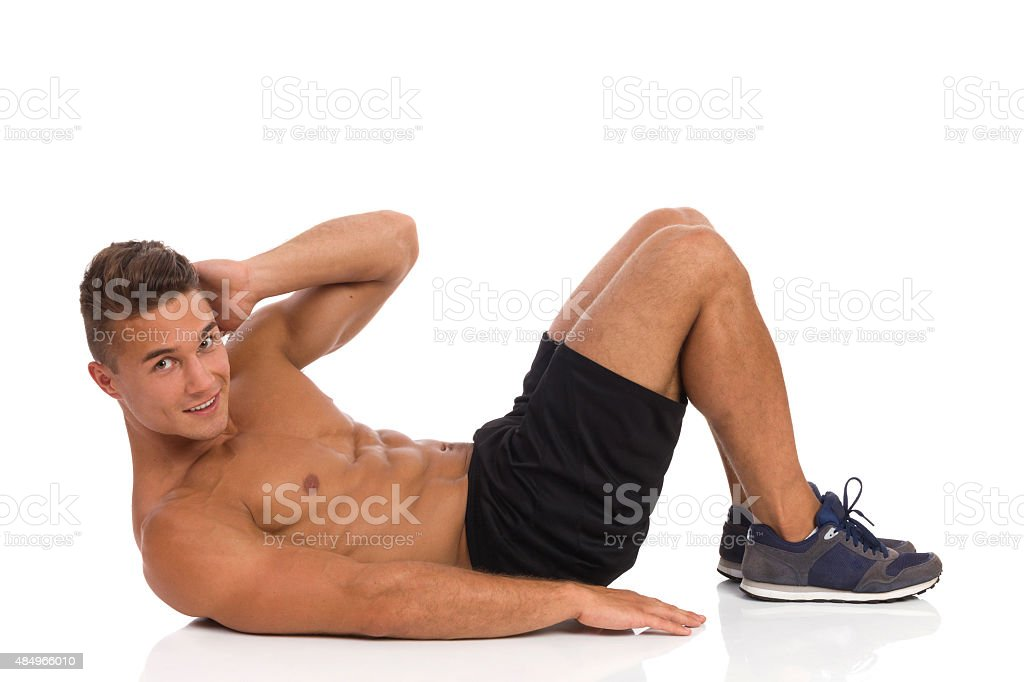 Best Exercise to Lose Belly Fat stock photo