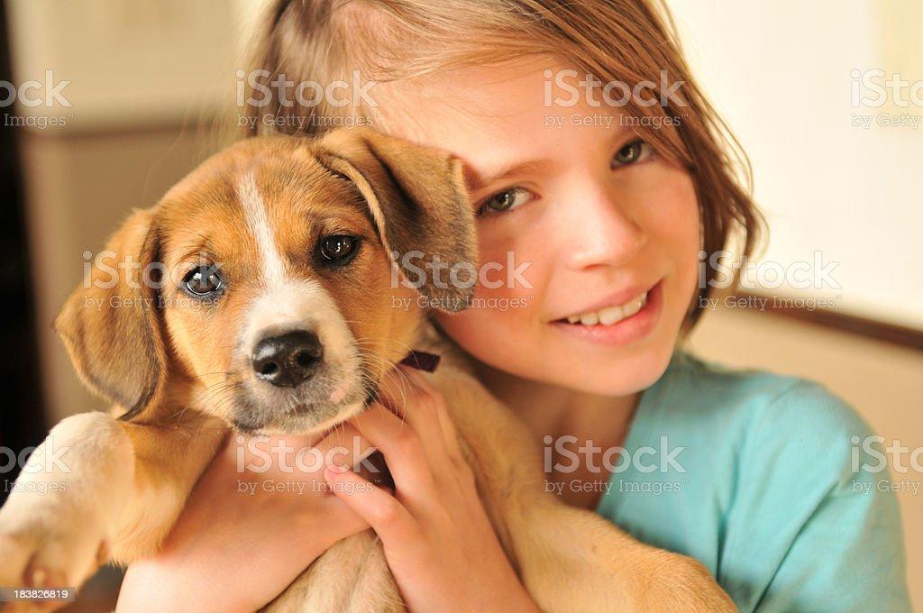 Best Friend royalty-free stock photo