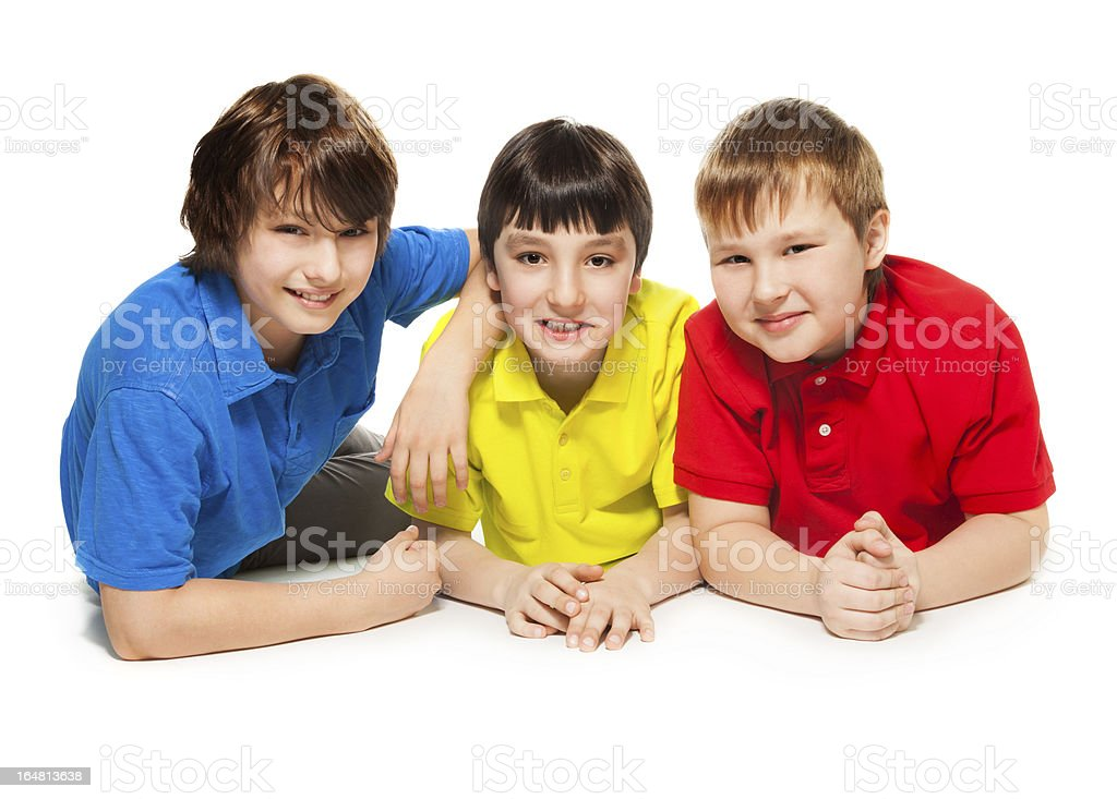 Best friends forever royalty-free stock photo