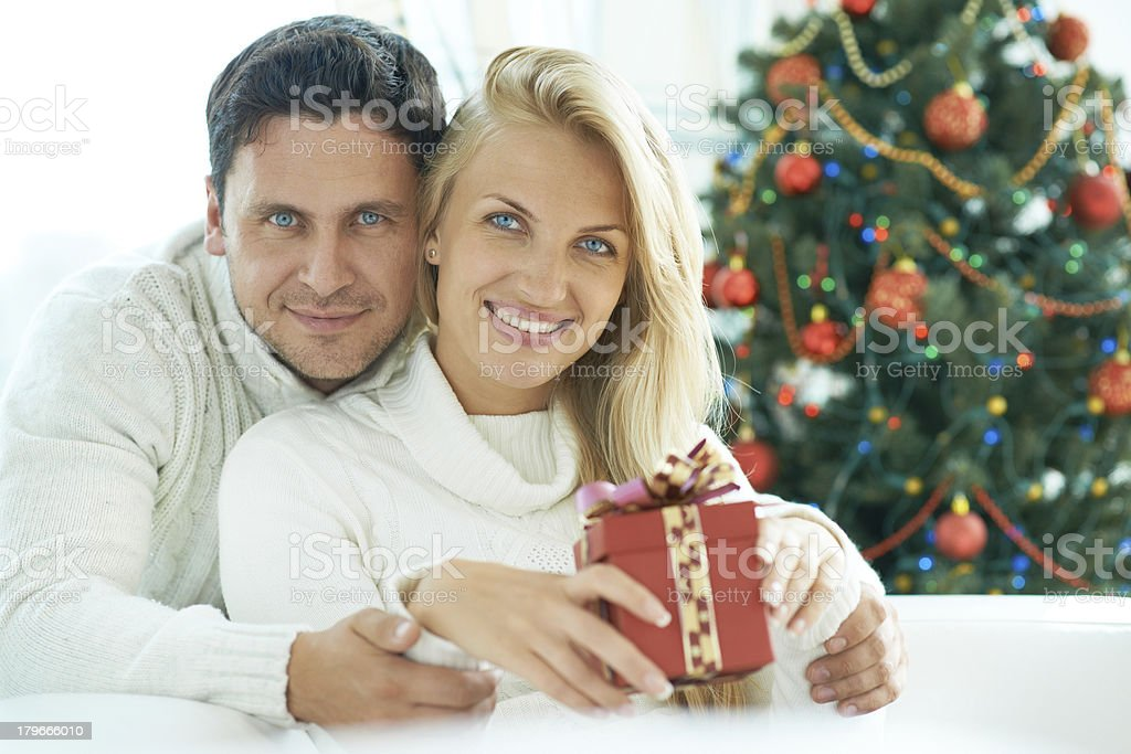 Best holiday with beloved person royalty-free stock photo