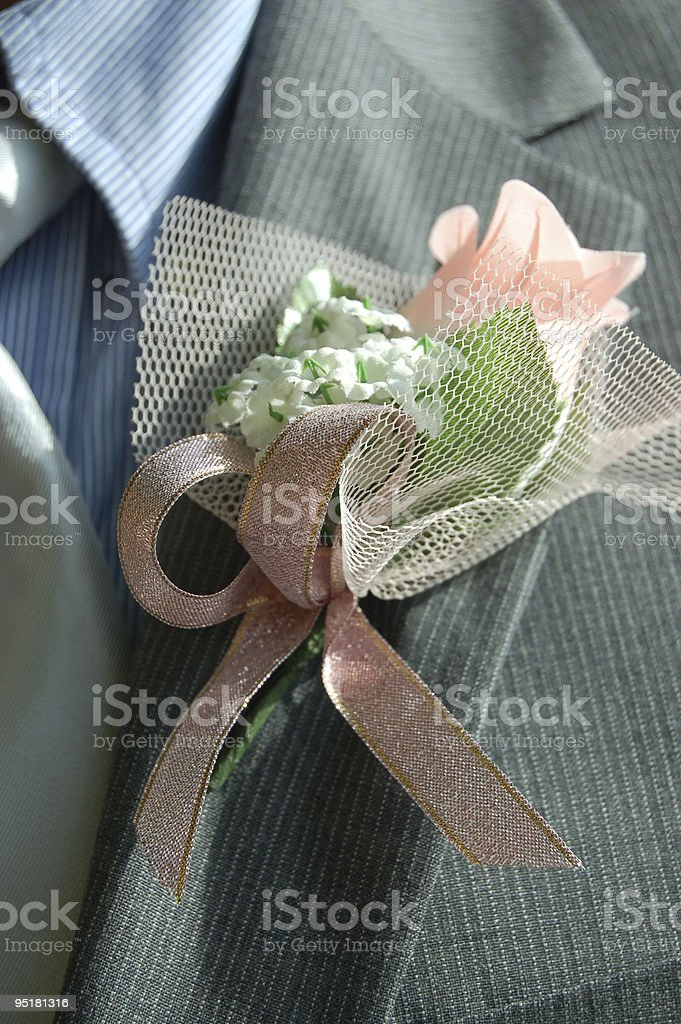Best man wedding dress code royalty-free stock photo