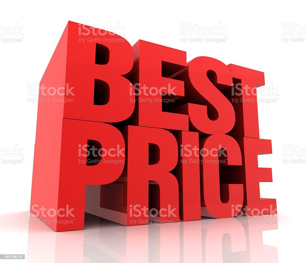 Best Price stock photo
