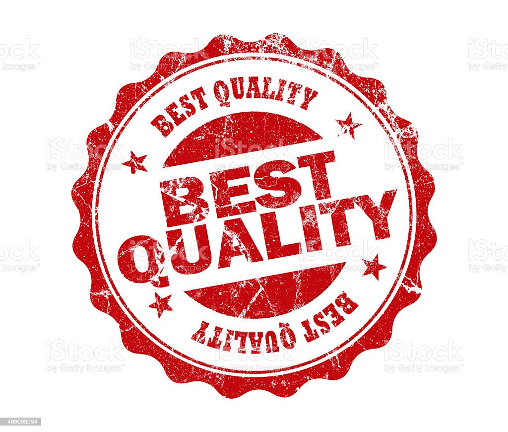 best quality stamp stock photo