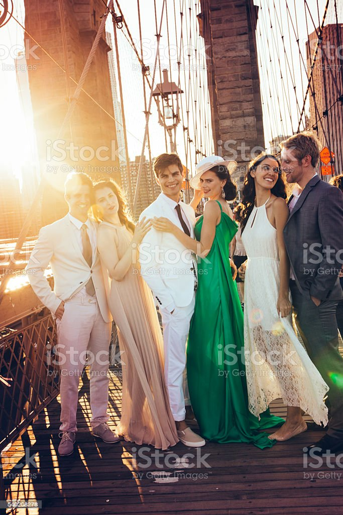 Best Wedding's destinations stock photo