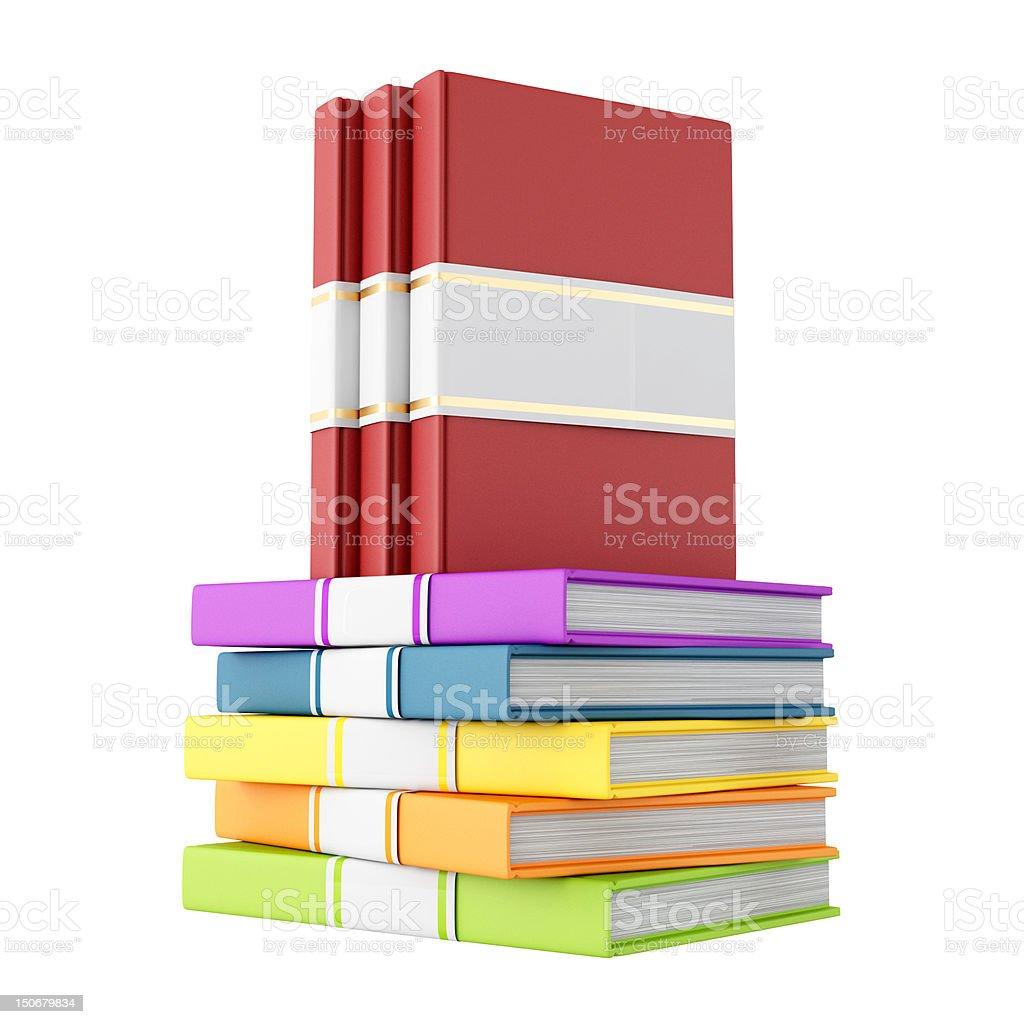 bestsellers stock photo