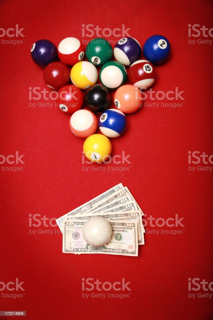 Bet stock photo