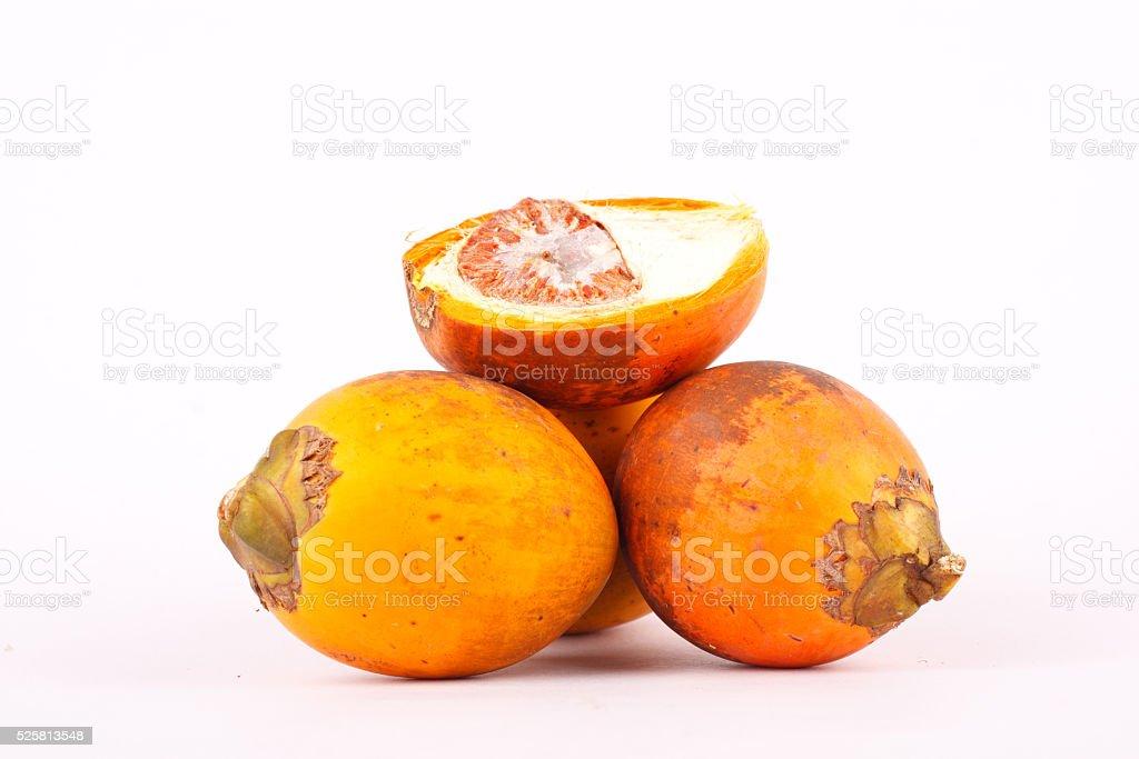 Betel nut is herbal stock photo