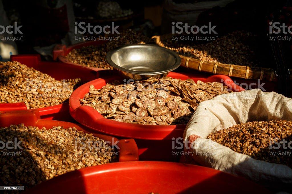 Betel nuts stock photo