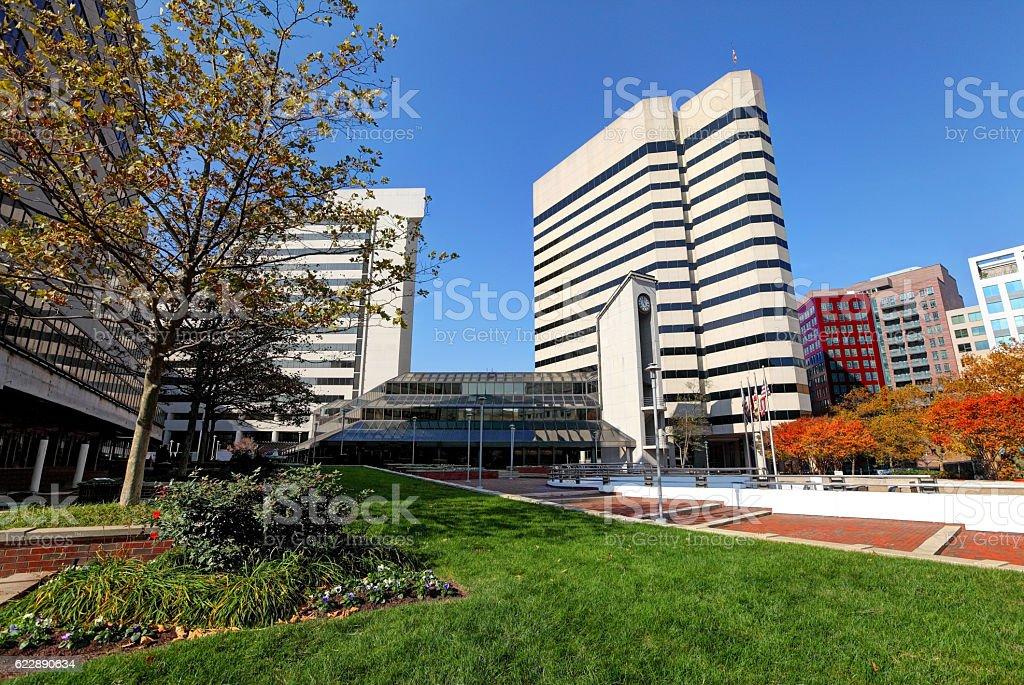 Bethesda, Maryland stock photo