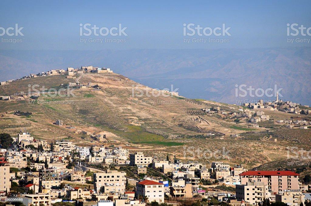 Bethlehem, West Bank stock photo
