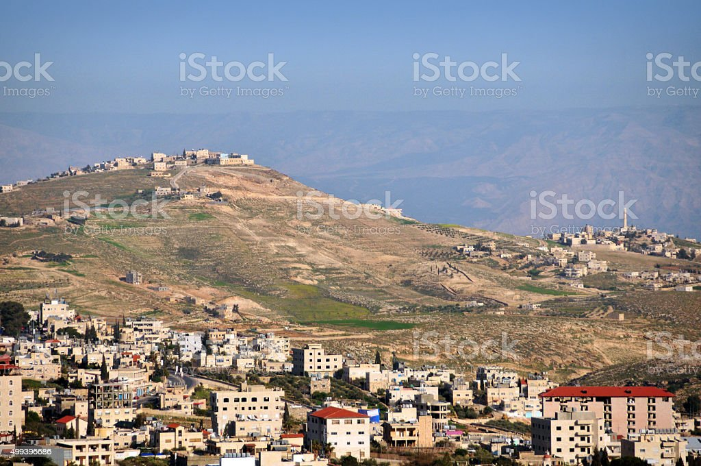 Bethlehem, West Bank stock photo