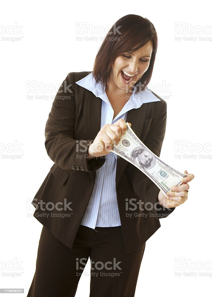 Better Budgeting royalty-free stock photo