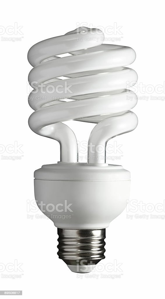 Better Light Bulb stock photo