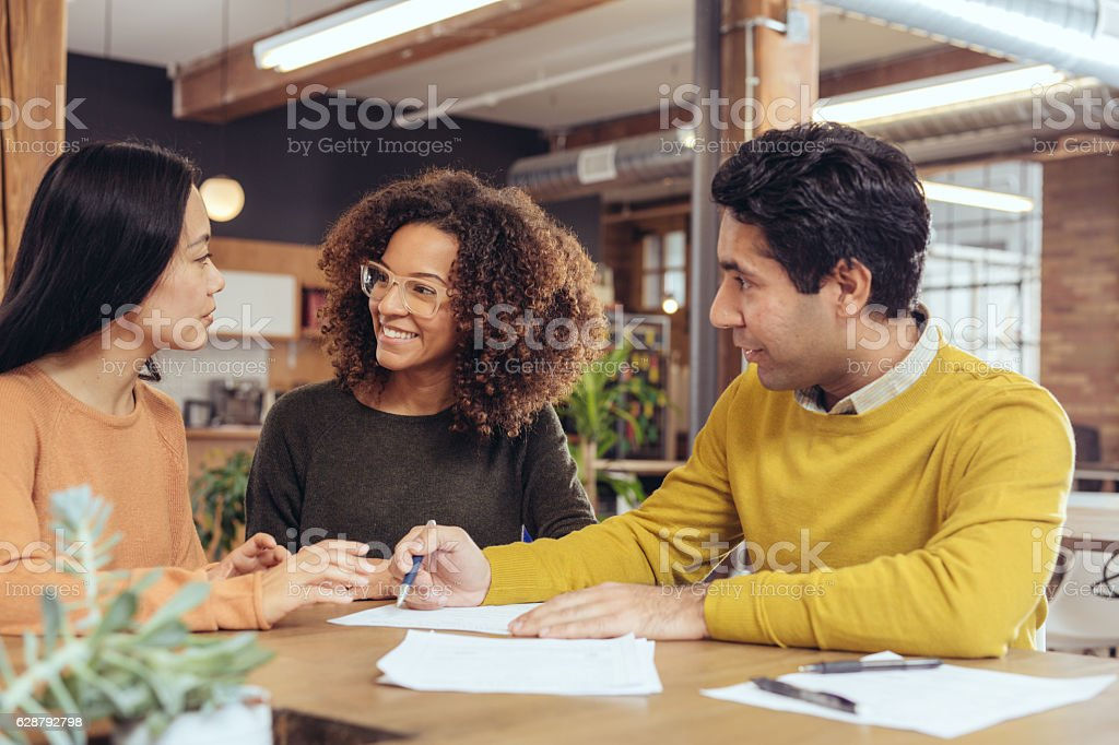 Better mortgage rates stock photo
