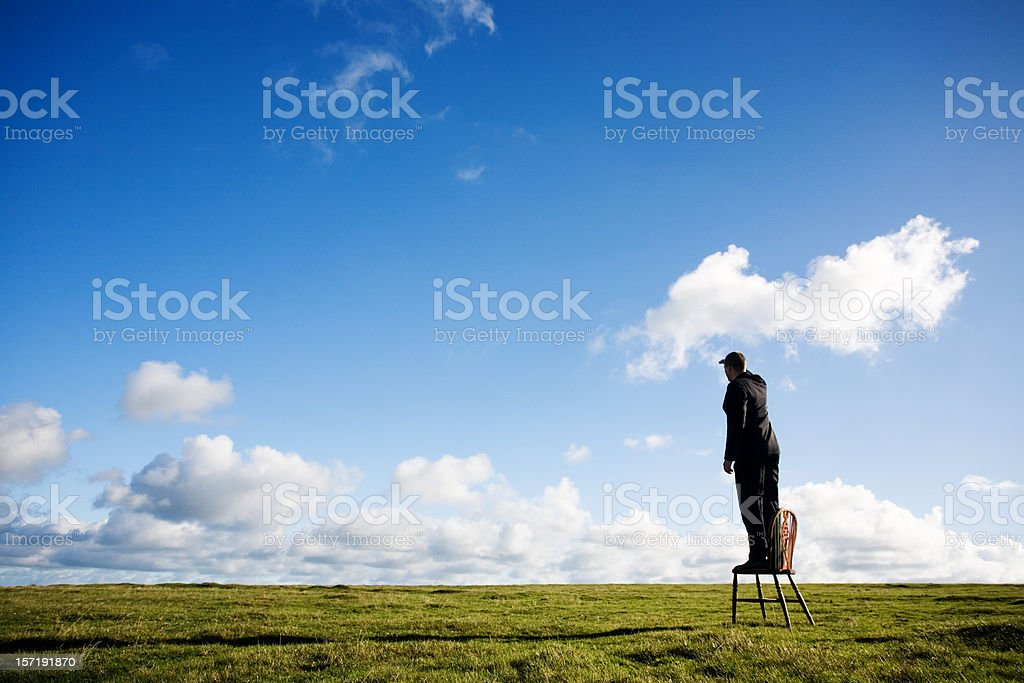 Better view royalty-free stock photo