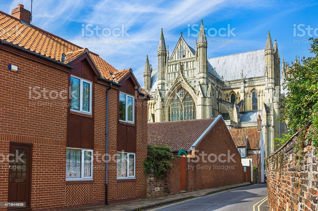 Beverley Minster, East Riding of Yorkshire, UK. stock photo