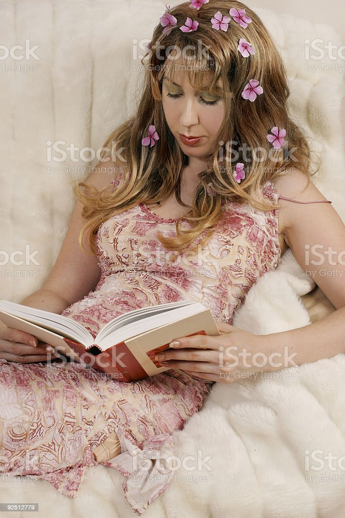 Bewitched Love royalty-free stock photo