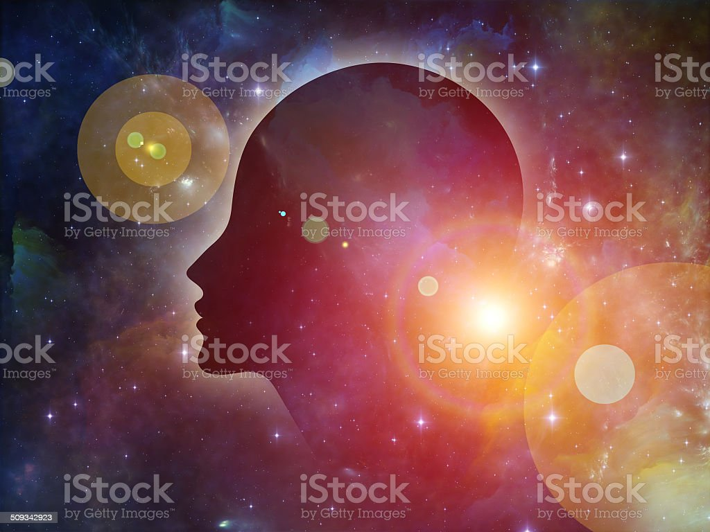 Beyond the Mind stock photo