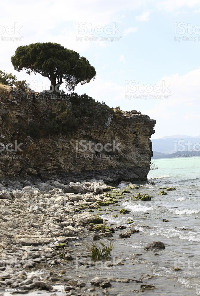 beysehir lake royalty-free stock photo