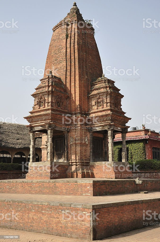 Bhaktapur royalty-free stock photo