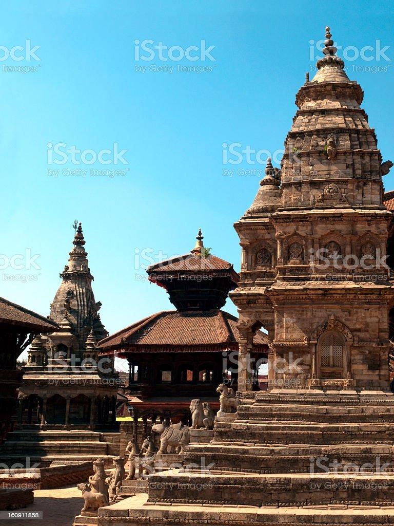 Bhaktapur. royalty-free stock photo