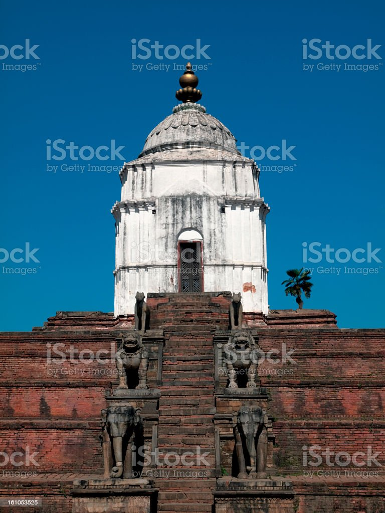 Bhaktapur. royalty-free stock photo