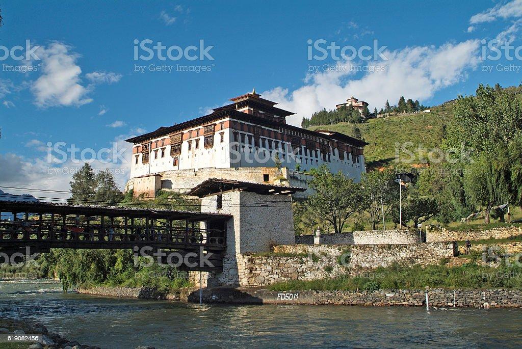 Bhutan, Paro, stock photo