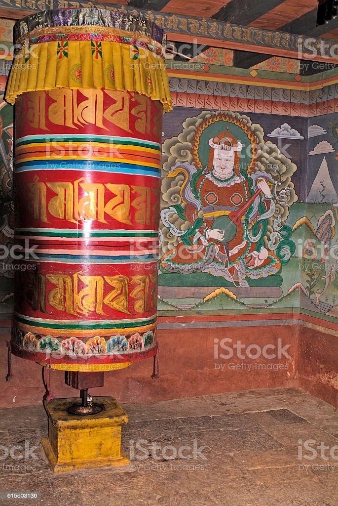 Bhutan,Wangdi Phodrang, stock photo