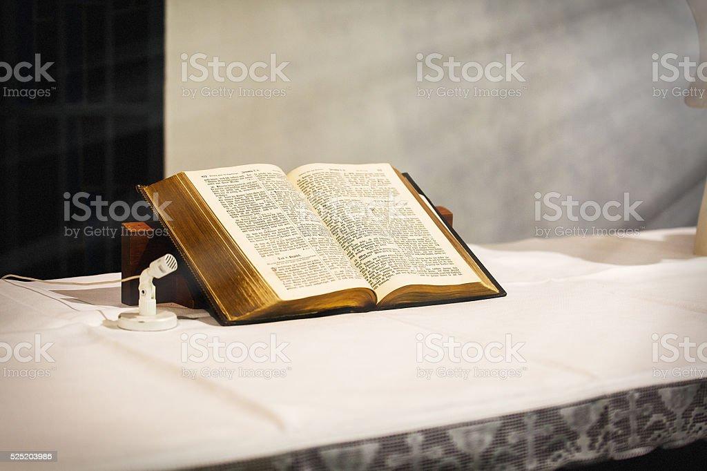 Bibel stock photo