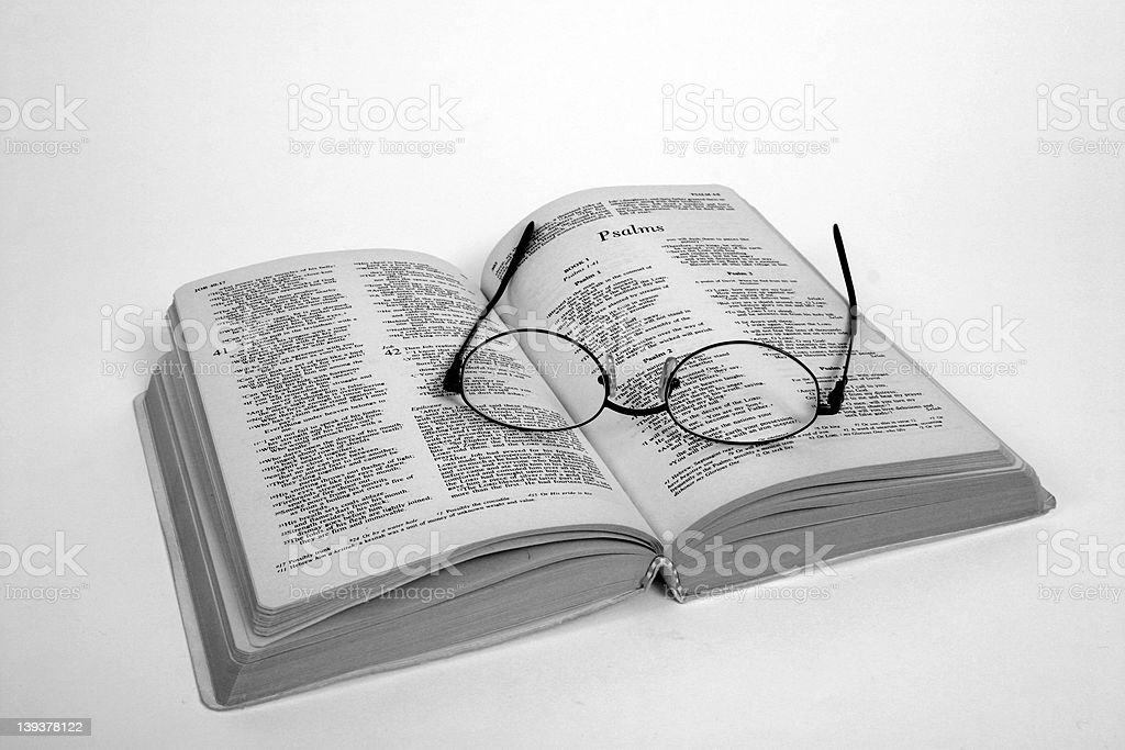 Bible 3 royalty-free stock photo