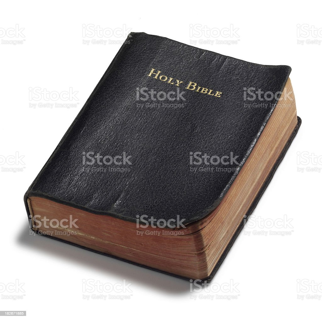 Bible royalty-free stock photo