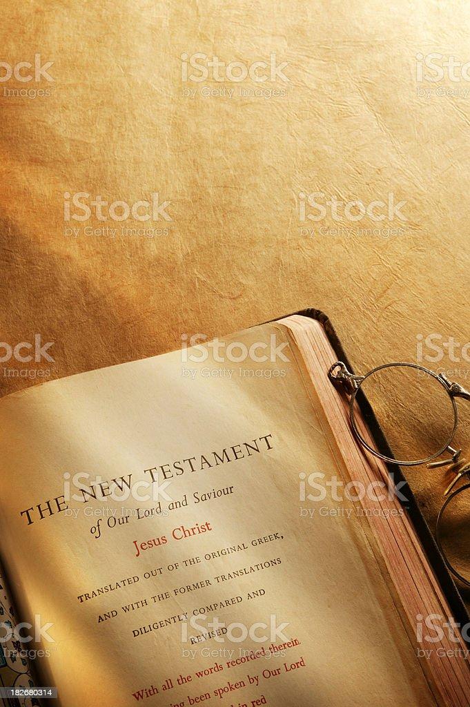 Bible Study 2 stock photo