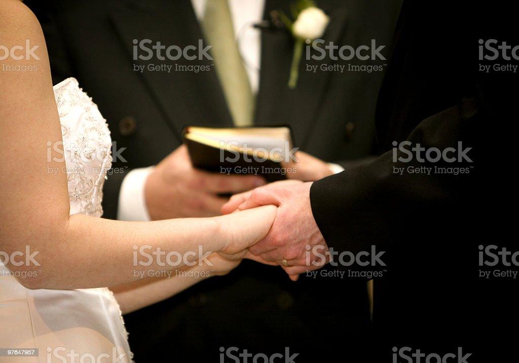 Biblical Marriage stock photo