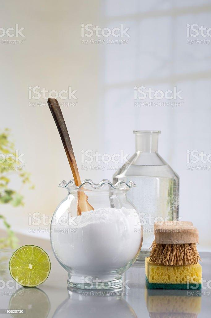 bicarbonate stock photo