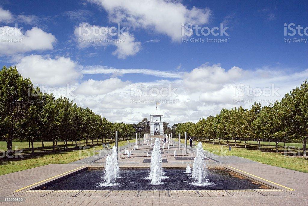 Bicentennial Park stock photo