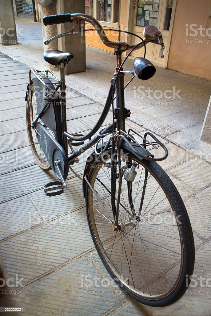 Bicicle royalty-free stock photo