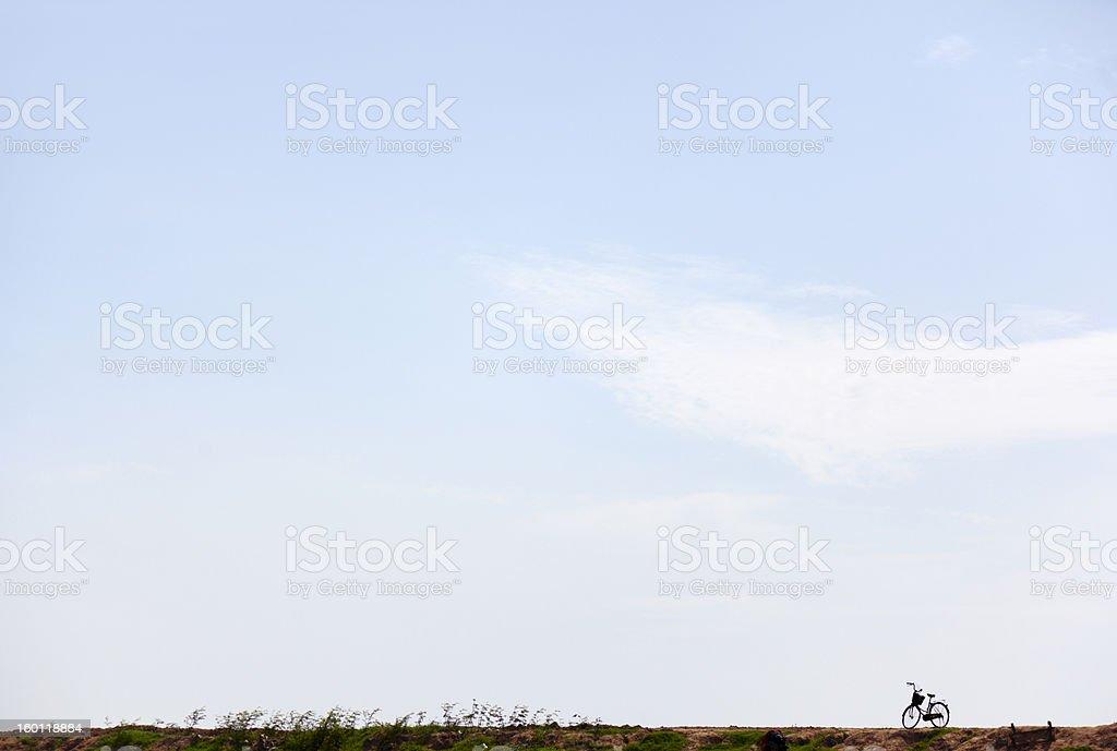 bicicleta royalty-free stock photo