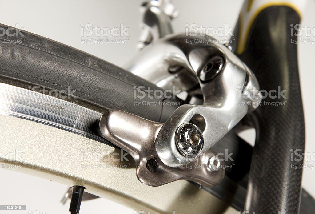 Bicycle Brake royalty-free stock photo