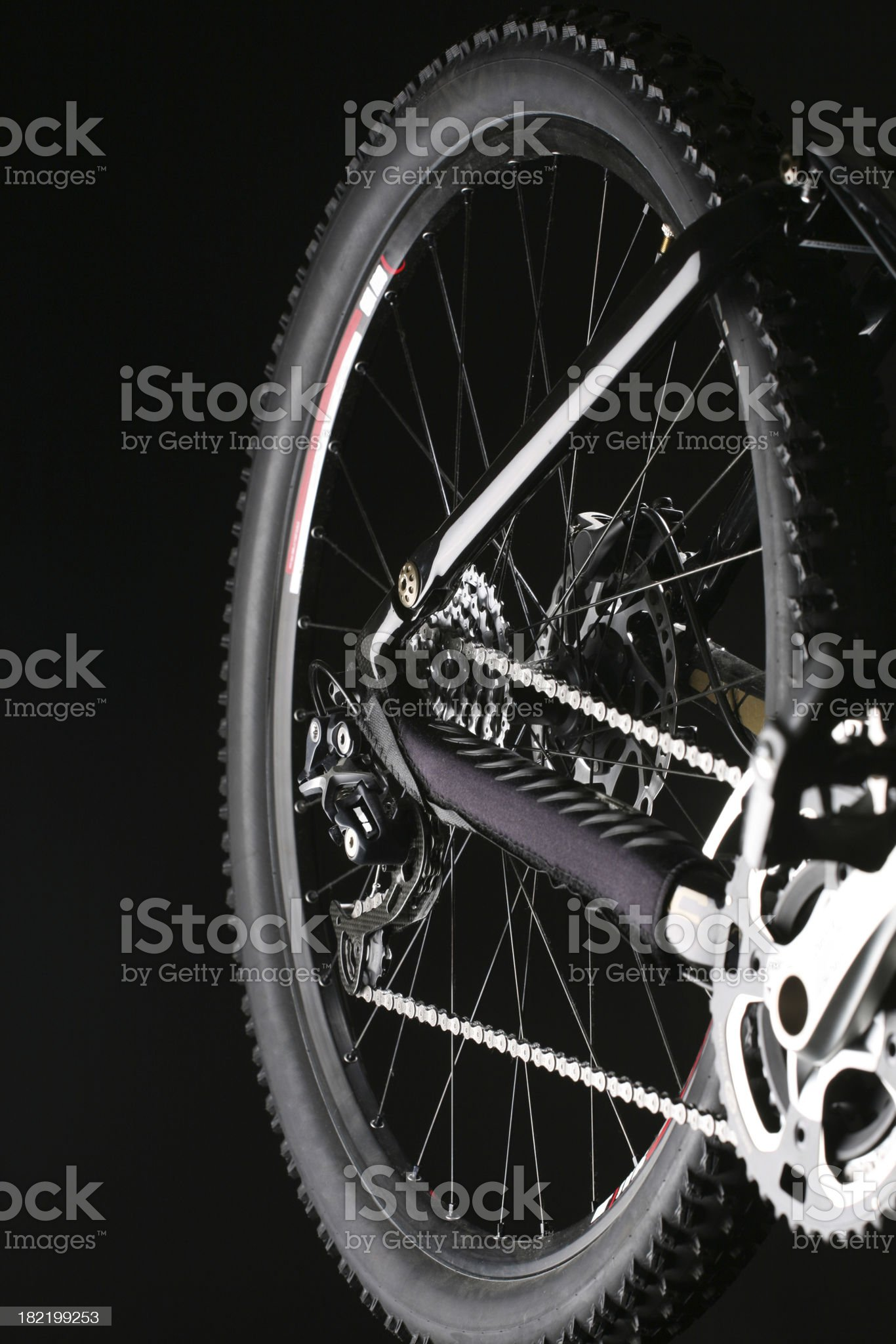 Bicycle gear royalty-free stock photo