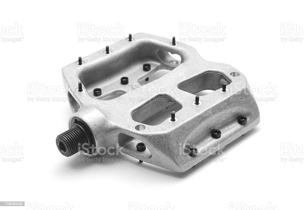 bicycle pedal royalty-free stock photo