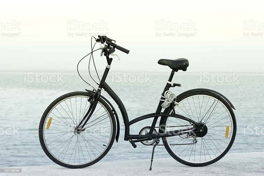 Bicicleta - foto de stock