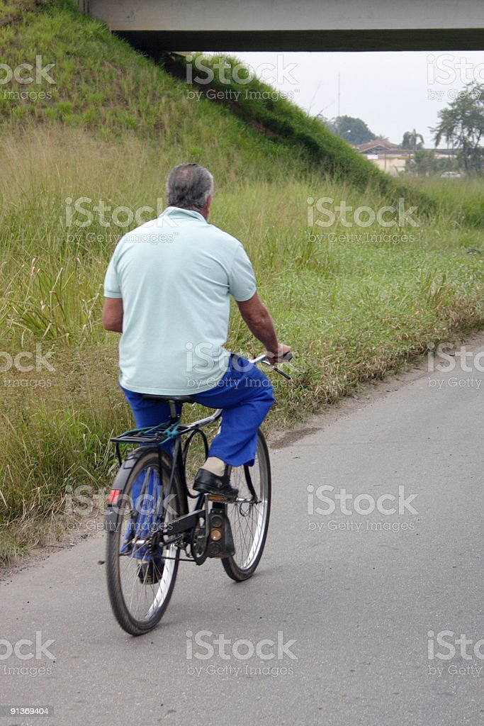 Bicycle royalty-free stock photo