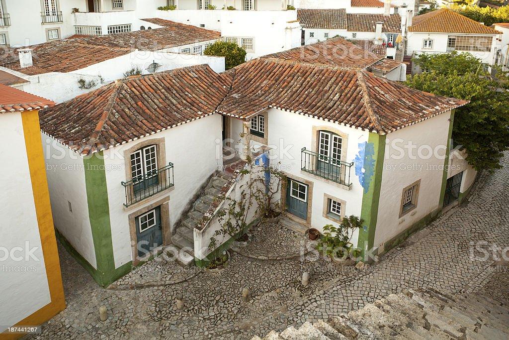 Óbidos royalty-free stock photo