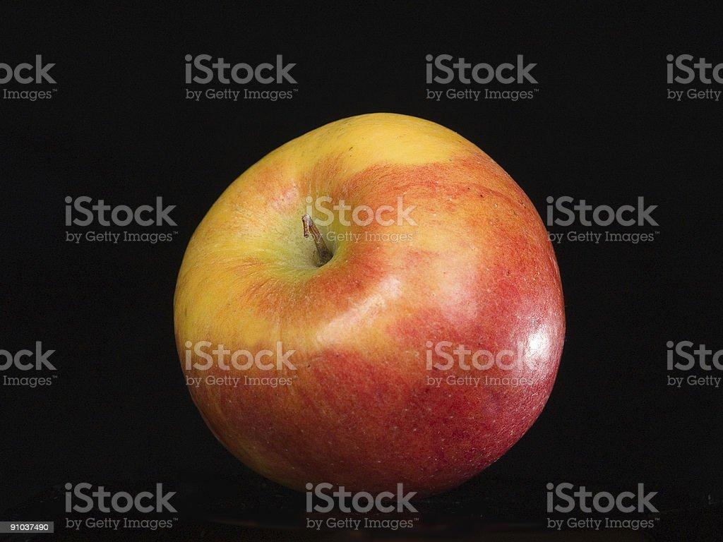 Big apple royalty-free stock photo