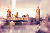 Big Ben and Houses of Parliament. London
