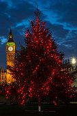 Big Ben Christmas