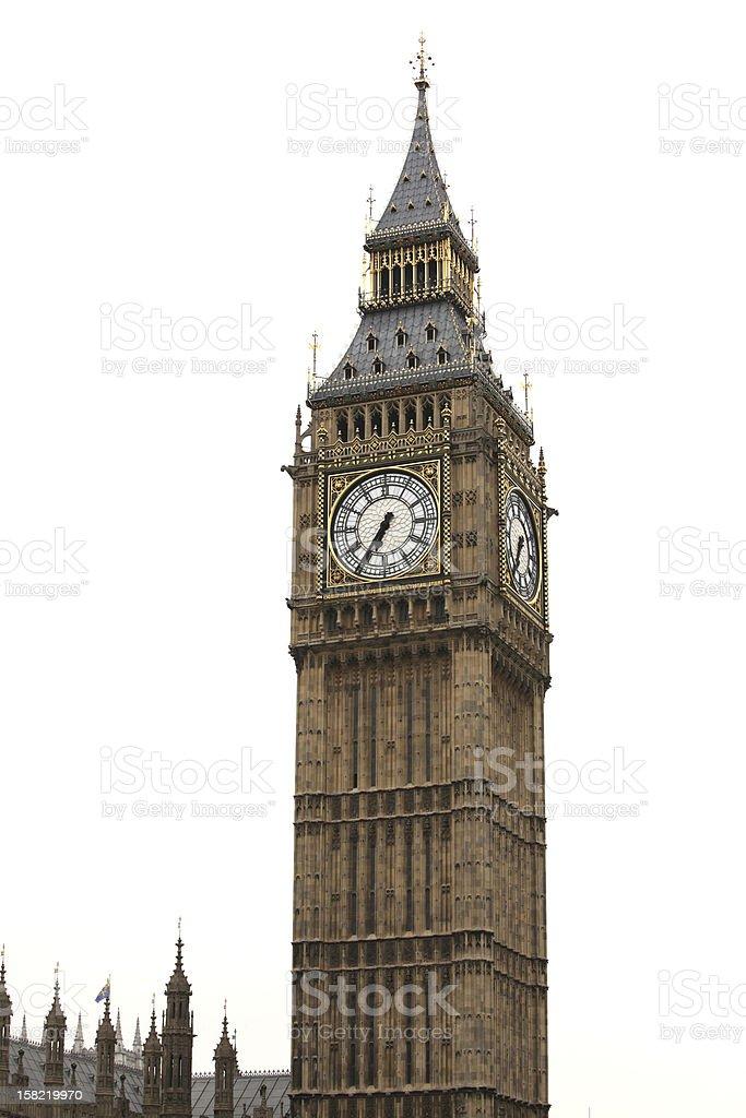 Big Ben , London royalty-free stock photo
